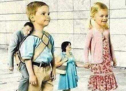 Artık çocuklar ebeveynleri büyütüyor